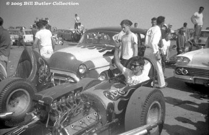 Thread: Drag Racing History - Swamp Rat I