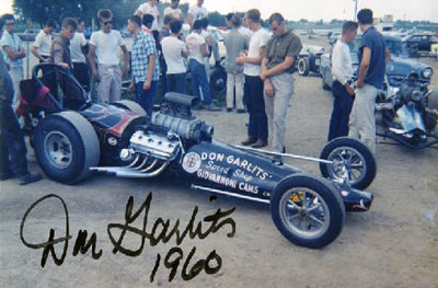 Thread: Drag Racing History - Swamp Rat I